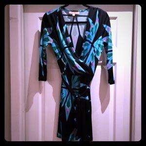 Mara Hoffman wrap style dress